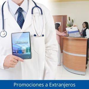 Promociones a extranjeros