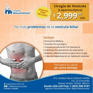 Servicios Hospitalarios en México
