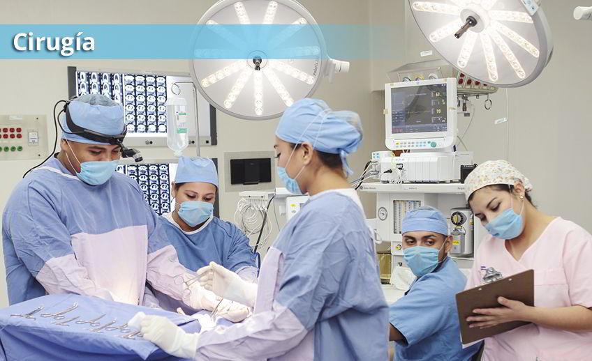 Cirugía en nuevo laredo