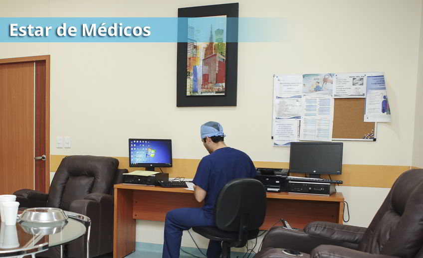 Sala de Médicos