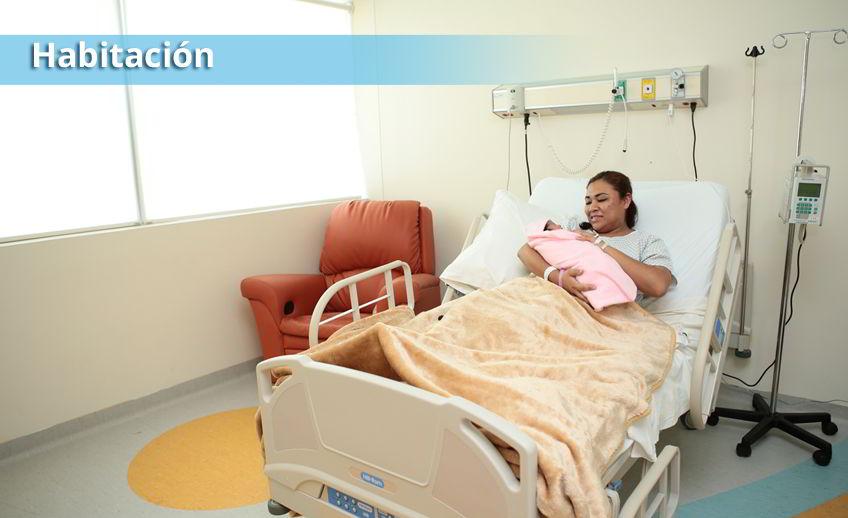 Servicios Hospitalarios maternidad