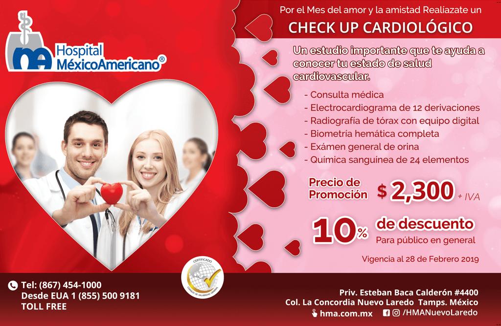 chequeo cardiologico
