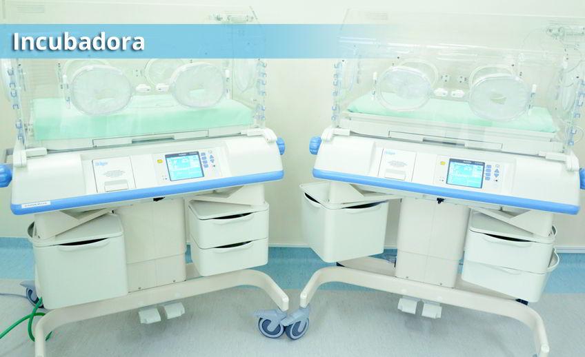 incubadoras