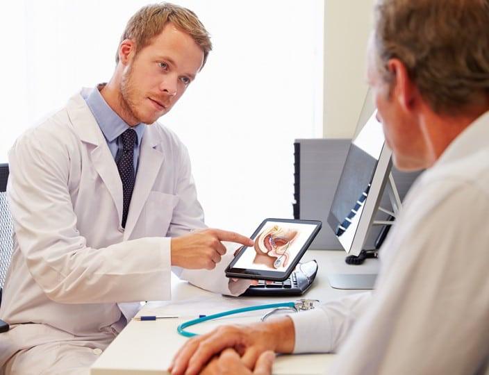 cirugía de próstata