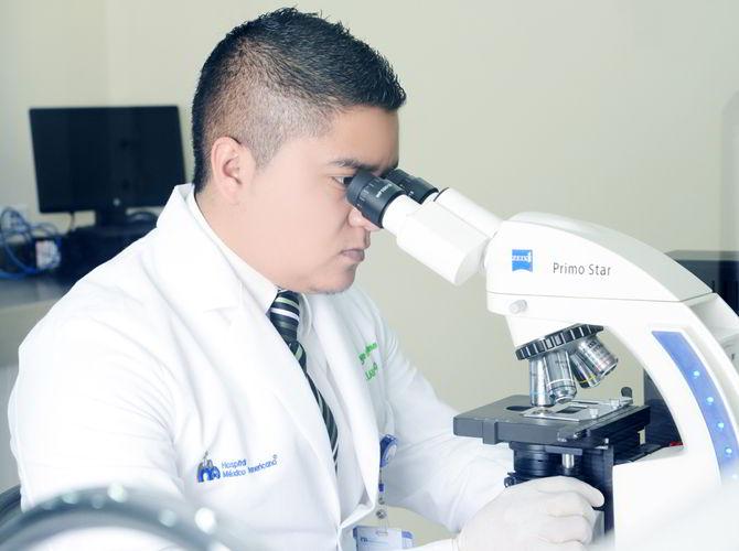 Estudios de bacteriología